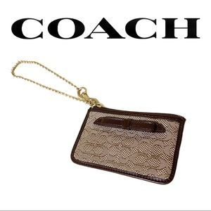Coach Wristlet | Card Holder | Mini Wallet